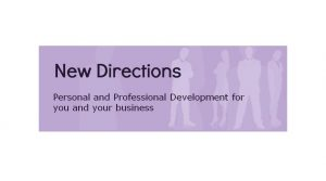 New Directions Wirral Biz Fair Exhibitors